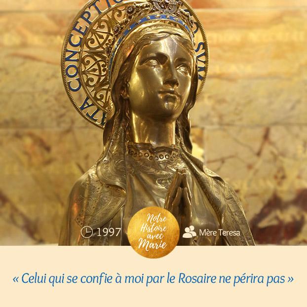 Japon 1973:Notre-Dame d'Akita Rosaire