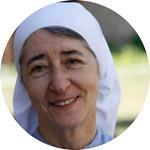 Sœur Marie-Laure Membre des Fraternités Monastiques de Jérusalem