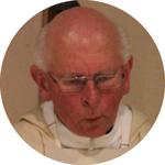 Abbé Leo Palm Recteur du sanctuaire de la Vierge des Pauvres, Banneux