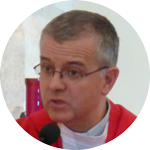 Abbé Pierre Le Bourgeois Recteur du sanctuaire Saint-Pierre Chanel à Cuet