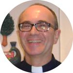 Père Arnaud Bancon Prêtre de la paroisse Sainte-Jeanne-de-Chantal à Paris 16e