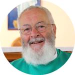 Père Christian-Marie Giraud Recteur du sanctuaire de la Bénite Fontaine