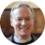Mgr Jean Laverton Recteur de la basilique du Sacré-Cœur de Montmartre et Vicaire épiscopal pour le catéchuménat