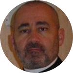 Père Michel Magdeleine Recteur du sanctuaire Notre-Dame de Lavasina, curé de Brando