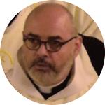 Padre Frederic Capellán Vollaud el santuario de Ars
