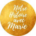 Notre Histoire avec Marie Avec l'accord de la paroisse de Notre-Dame d'Orcival