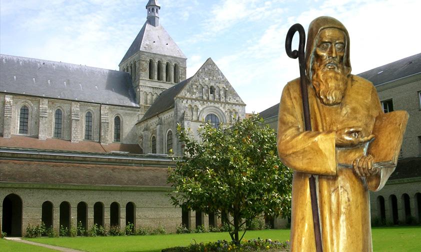 Saint Benoît, un Père pour les moines, un Père pour l'Europe