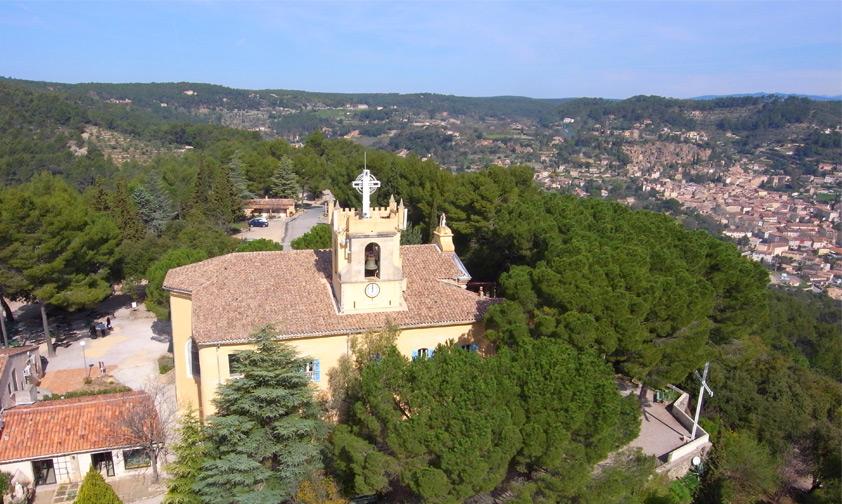 Marie et la France... 500 è anniversaire des App. à Notre Dame de Grâces. Esc1