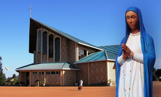 À Kibeho, la Vierge Marie, « Mère du Verbe », est une voix du Ciel sur la terre rwandaise