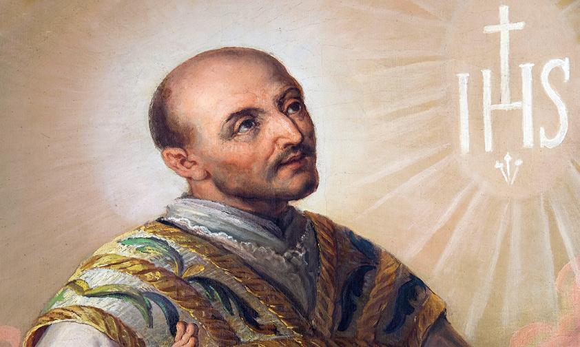 Saint Ignace de Loyola, ou l'art de choisir sa vie