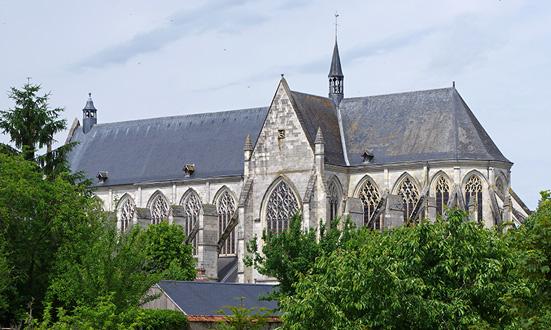 Notre-Dame de Cléry, un lieu de pèlerinage royal