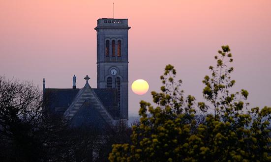 Notre-Dame du Marillais : Marie visite la France