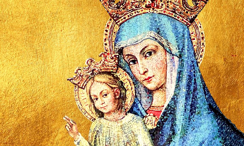 """Institution de la Fête """"Marie, Mère de l'Eglise Img-passe"""