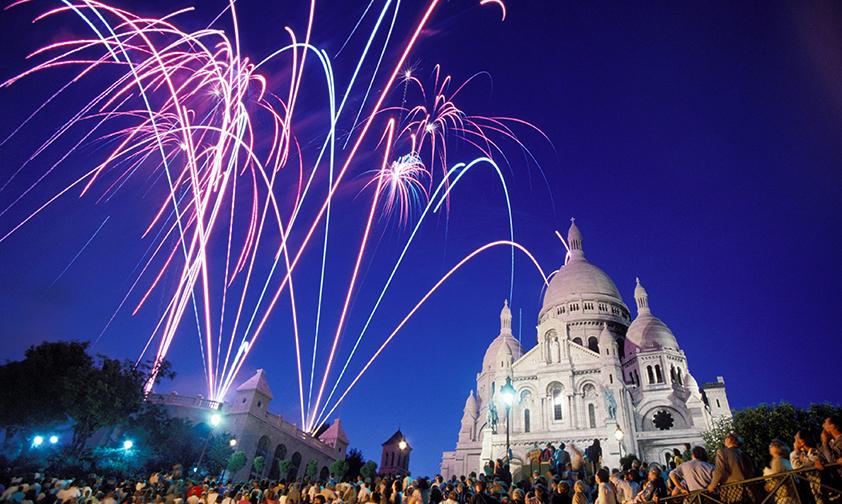 La basilique du Sacré-Cœur de Montmartre : l'histoire d'un vœu national