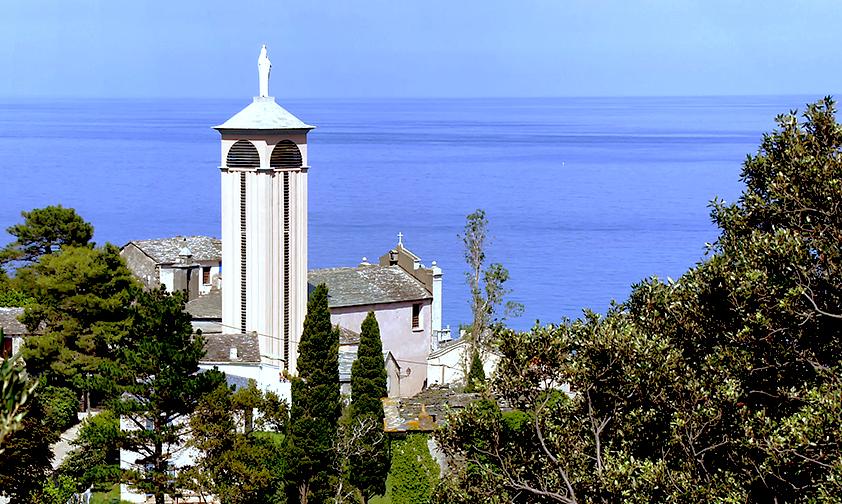 Notre-Dame des Grâces de Lavasina, le « Lourdes Corse »
