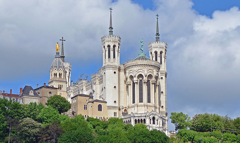 Notre-Dame de Fourvière, gardienne de Lyon