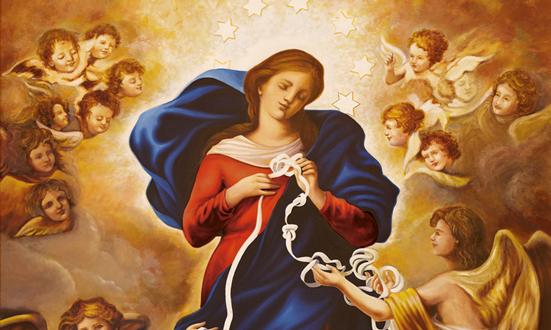 Marie qui défait les nœuds, une dévotion devenue internationale