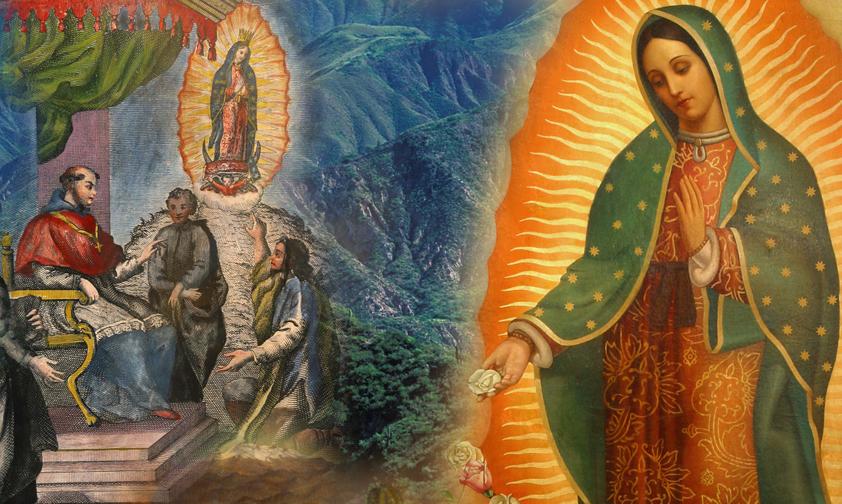 Notre Dame de Guadalupe, Reine du Mexique