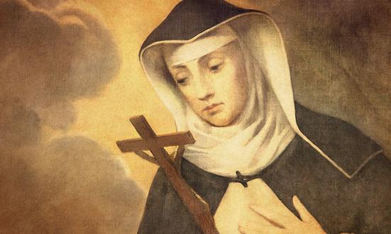 Bienheureuse Agnès de Jésus, la « Vierge de l'Ordre des Prêcheurs »