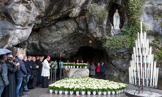 © Sanctuaire de Lourdes