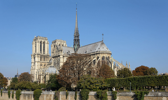 Notre-Dame de Paris, un phare dans la ville