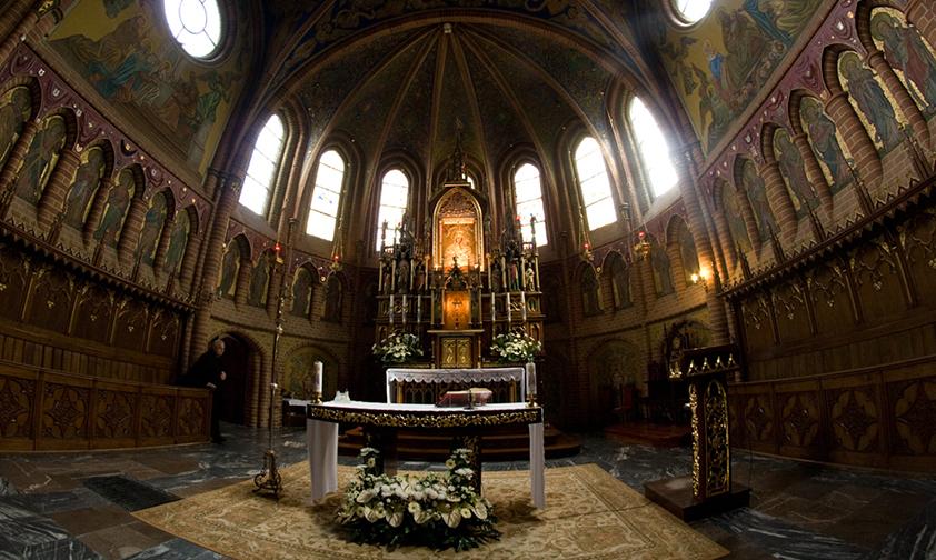 Notre-Dame de Gietrzwałd : priez pour la Pologne libérée