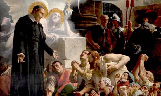 Création des Confréries de la Charité : le coup de génie de saint Vincent de Paul