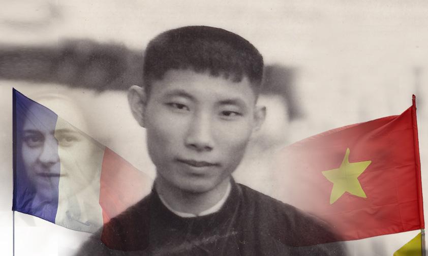 Encouragé par Jésus et sainte Thérèse, un religieux Vietnamien prie pour la France