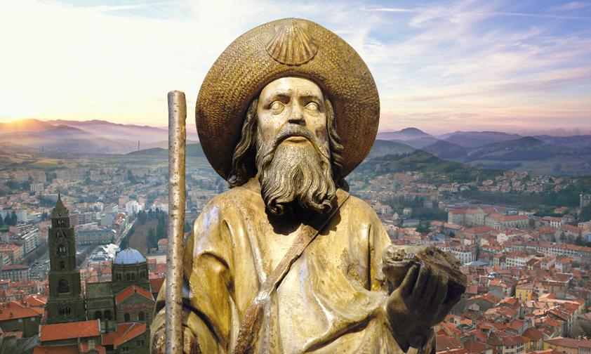 Les grands pèlerinages chrétiens à partir de l`Angleterre au Moyen-Âge - Canterbury -Terre-Sainte - Rome - Compostelle Img-passe