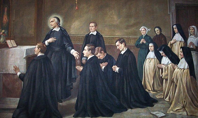 La vie chrétienne à l'école de la Vierge Marie selon saint Jean Eudes