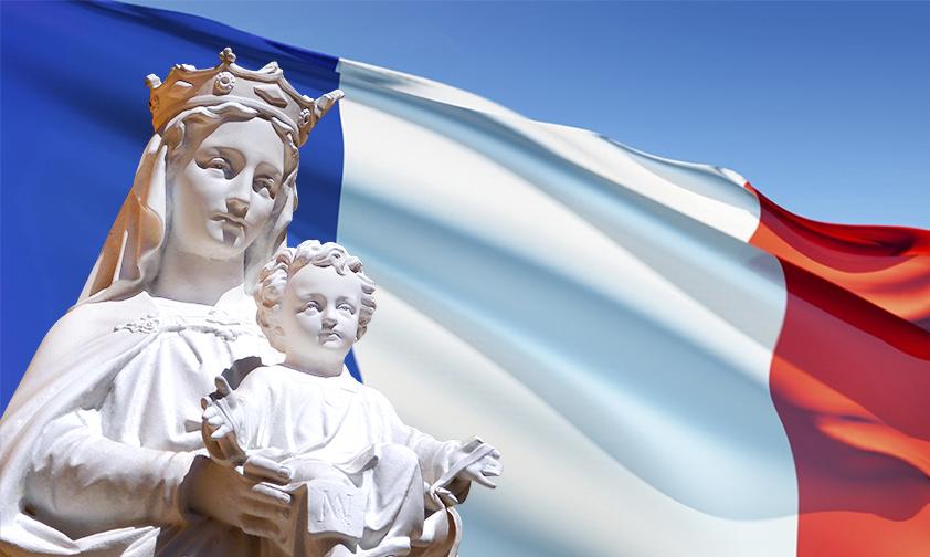 Pie XI proclamó a Nuestra Señora de la Asunción patrono principal de Francia