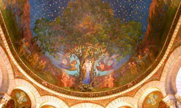 À Longpont comme à Chartres, on priait déjà « la Vierge qui doit enfanter » avant même de connaître le Christ