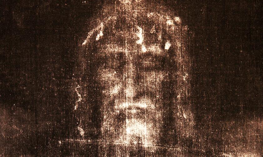 La cubierta de Cristo arrancó los bizantinos termina en Lirey en Champagne