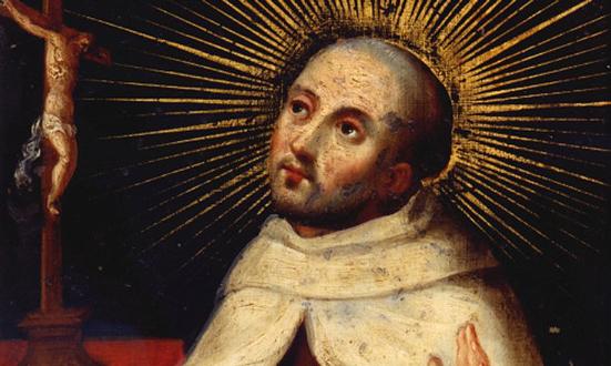 Saint Jean de la Croix : sur la voie de l'union à Dieu