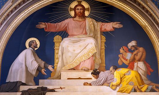 Saint François-Xavier, apôtre des nations