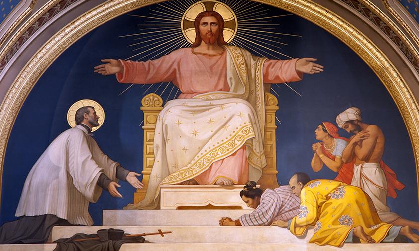 San Francisco Javier, Apóstol de las Naciones