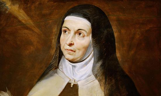 Sainte Thérèse d'Ávila, première femme Docteur de l'Église