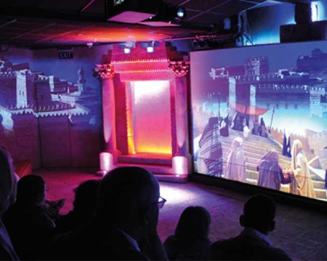 Un Centre d'évanglisation multimedia, au coeur d'une grande agglomération (Paris, Lyon ou Lille)
